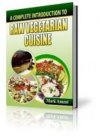 Raw Vegetarian Cuisine Ebook