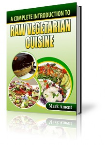 Raw Vegetarian Cuisine Ebook