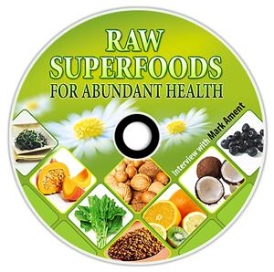 Raw Superfoods for Abundant Health Mp3