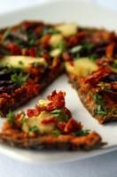 Raw Mini Pizza