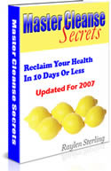 master cleanse secrets review