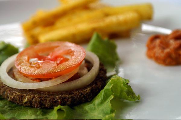 raw vegan burger recipe